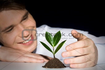 Cultivation of plant