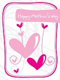 abstract design mother day background