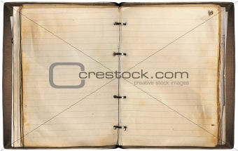 Old Notebook