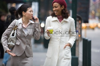 City Business Women
