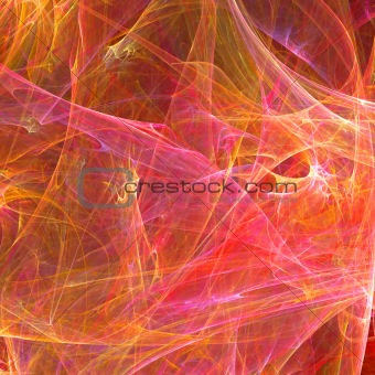 Abstract background. Orange - pink palette.