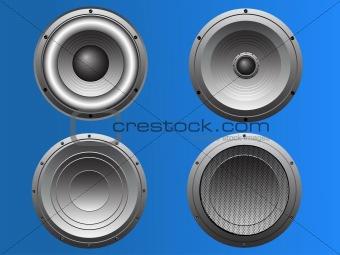 4 Loudspeakers 5
