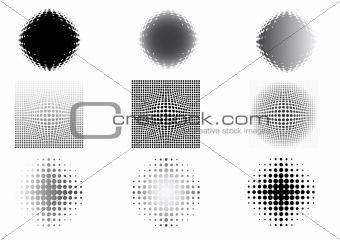 9 Circular Fades
