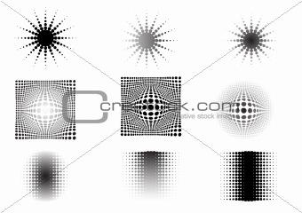 9 Circular Fades 6