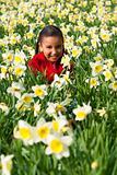 Fun in the Flowers