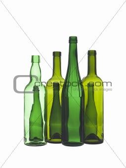 Formation of bottles