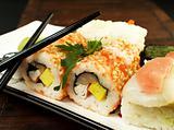 Japanes sushi