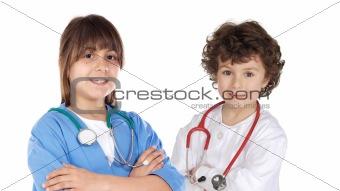 Couple of future doctors