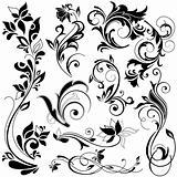 flroal design elements