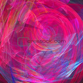 Abstract background. Pink - blue palette.