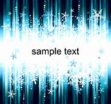 Holiday background with place for your text