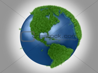 Green Planet - the Americas