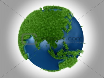 Green Planet - Asia Australia