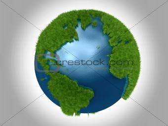 Green Planet - The Atlantic Ocean