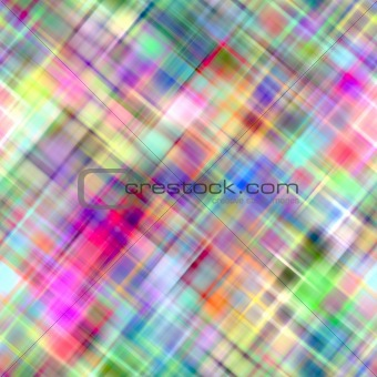 bright blur square pattern