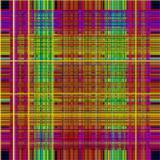 vibrant lines pattern
