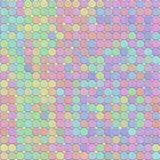 pastel structure pattern