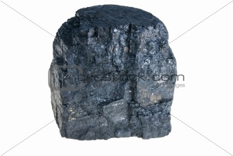 Black Polish coal
