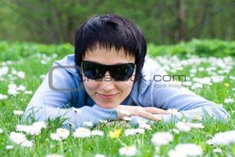On the flowering meadow