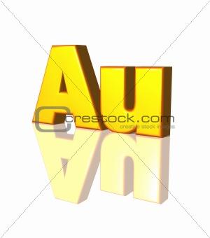 au - gold