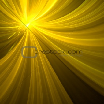 Abstract background. Yellow palette.