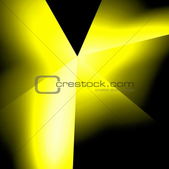 Abstract background. Yellow - white palette.
