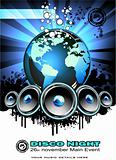 World Music Event Background