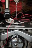 Sewing machine mechanism