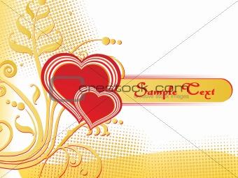 abstract design love illustration