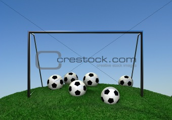 Soccer hill