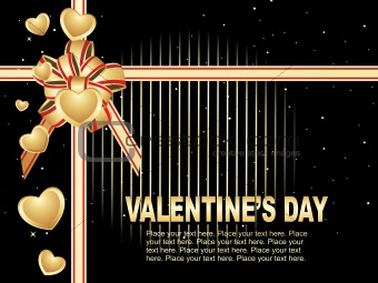 beautiful design valentine card