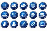 Database and Network icons