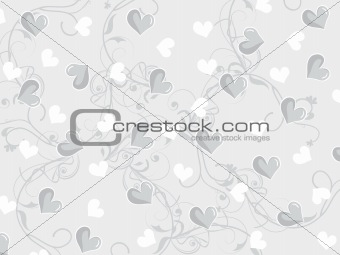 abstract seamless pattern card