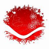 Christmas frame for your design
