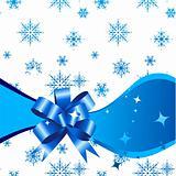 Gift bow ribbon, christmas