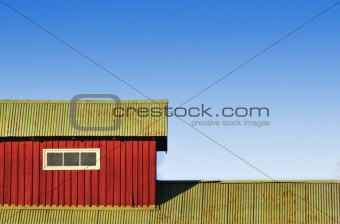 Countryside architecture