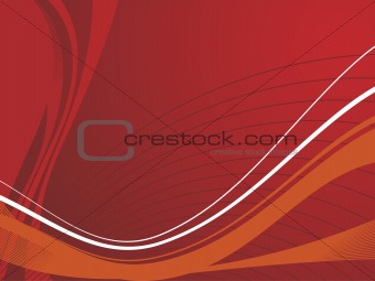abstract fancy wave vector, design47