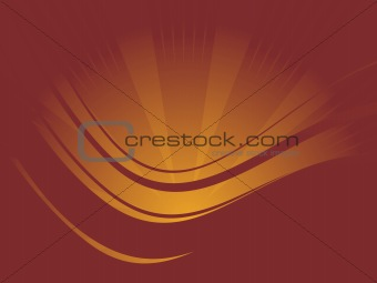abstract fancy wave vector, design48