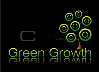 Green Growth background