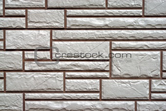 Tiled wall background