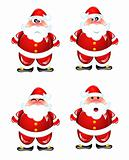 Funny Santa humor set