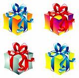 Gift boxes collecton