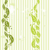 Foliage wallpaper, seamless
