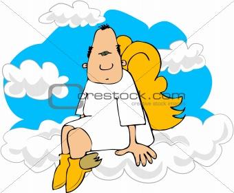 Angel On Cloud 9