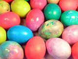 Motley Easter Eggs.