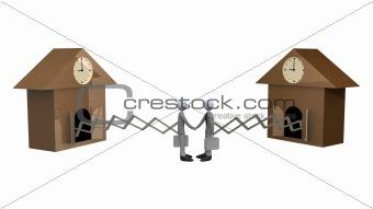 Cuckoo Clock Deal