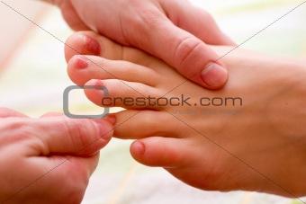 massage procedure