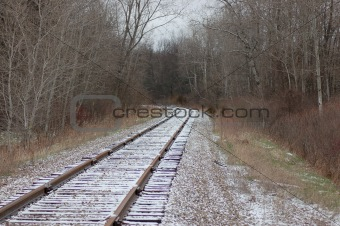 A Bend in the Tracks
