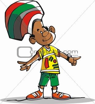a littler brazilian