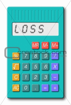 """loss"" calculator"